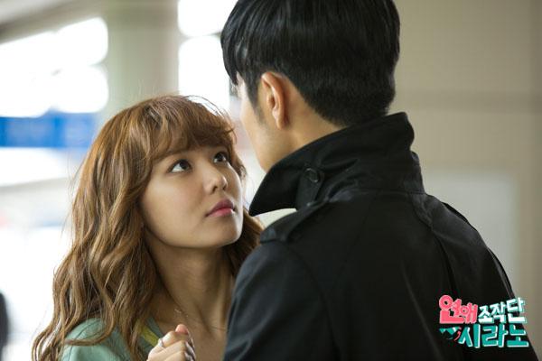 агентства знакомств корейский сериал
